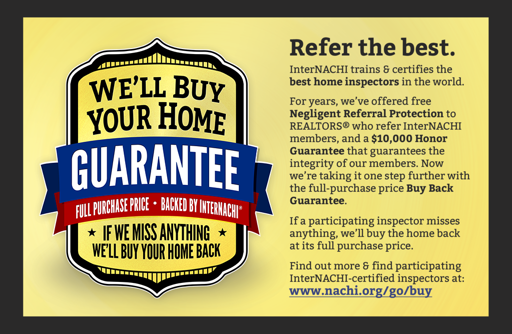 Home Gauge Buy Back Guarantee